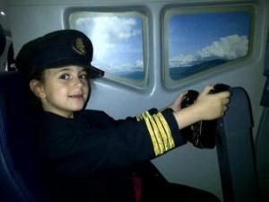 Dalia as Pilot