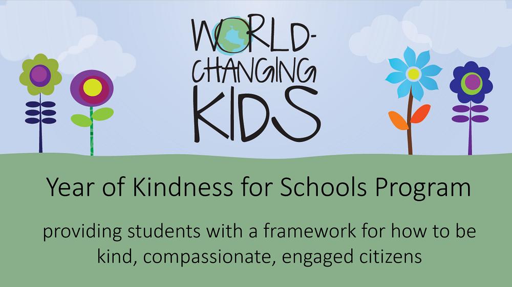 World-Changing Kids Workshops